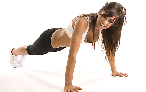 woman-press-up